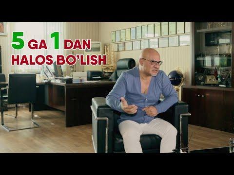 #17 Doktor D: 5 Ga 1 Dan QUTILISH Va Boshqa...