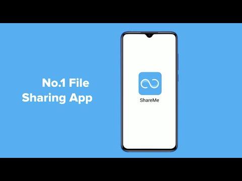 ShareMe - An Ad-free file sharing & transfer app.