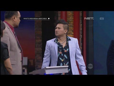 Cover Lagu Waktu Indonesia Bercanda - Mang Saswi Dibikin Stress Sama Cak Lontong 2/4