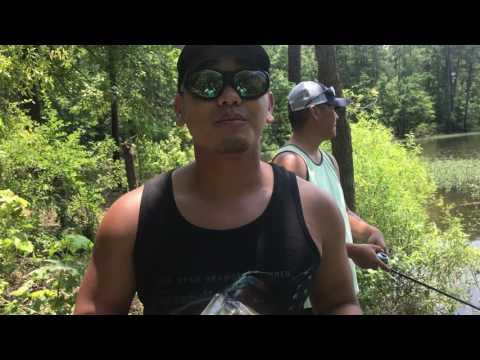 Fishing at Jordan Lake!!