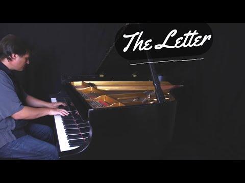 The Letter (The Art Of Piano) David Hicken Piano Solo