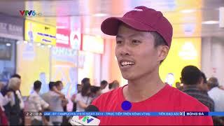 360 độ thể thao - ngày 17/11/2018 - Đội tuyển Việt Nam đã có mặt tại Myanmar.