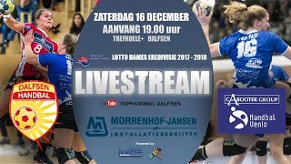 Morrenhof Jansen Dalfsen vs Cabooter/handbal Venlo
