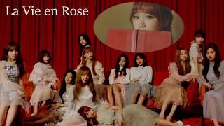 【Vocal Cover】 IZ*ONE - La Vie en Rose (라비앙로즈)