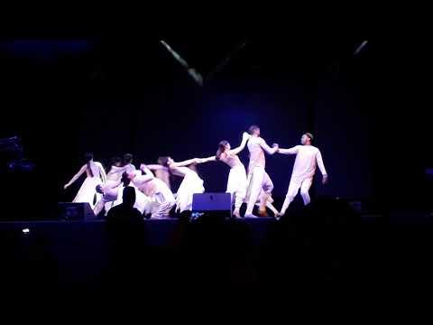 Ministério de dança Louvor na Terra - Só quero ver você.