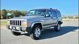 Davis AutoSports  Jeep Cherokee XJ Progress Video For sale