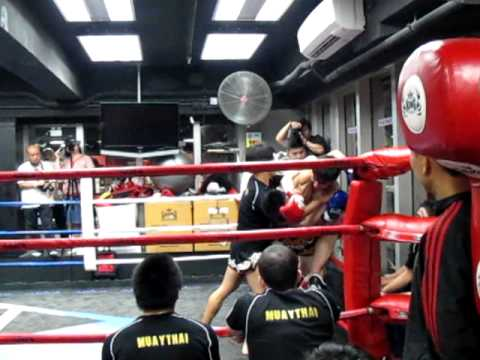 Fong Chun Ming (South WingChun) VS Tsz Yeung (Abir...