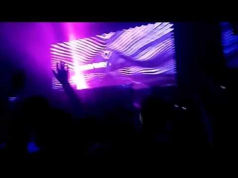 Armin Van Buuren Ostrava 31.10.2014