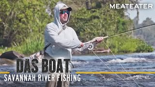 Das Boat Episode 5: Frank Smethurst and Mustache Rob Hit Up the Savannah River in Augusta, Georgia