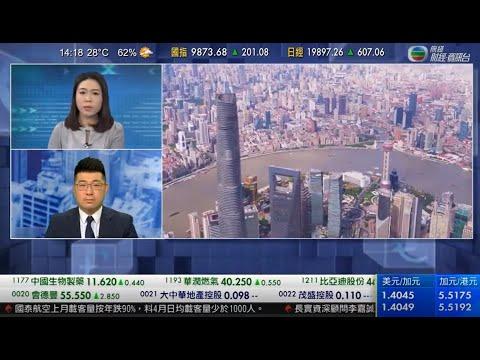 TVB 無綫新聞 - 智富360 匯市焦點 - 20200417 #美元 #加拿大元 #美債 #倒掛 #中美貿易#美金#石油#澳元 - YouTube