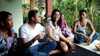 De Gayatri Mantra op Bali