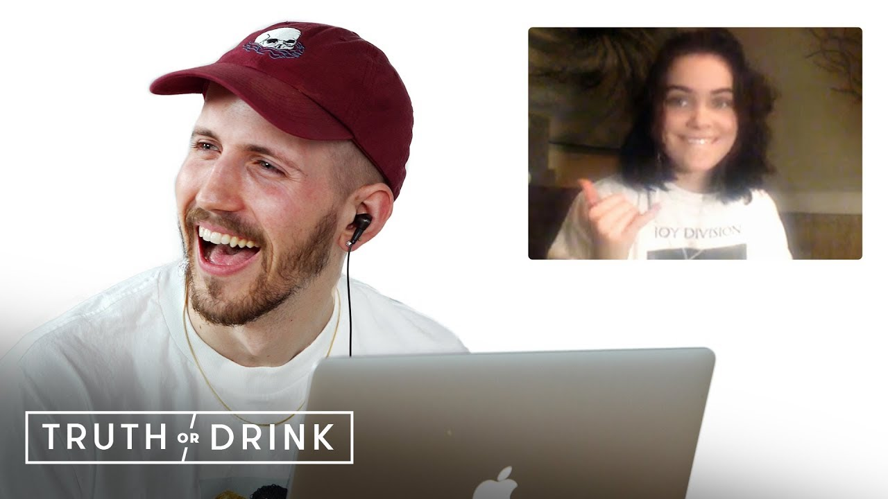 Long Distance Relationships (Peter & Sarah) | Truth or Drink | Cut