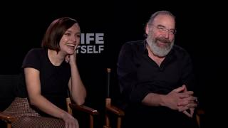 """TIFF 2018:  """"Life Itself"""" Interview with Olivia Cooke and Mandy Patinkin"""