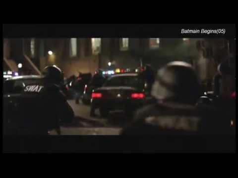 "Batman Begins (clip9) -""Backup"""