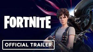 Fortnite: Ripley and Alien Xenomorph - Official Trailer