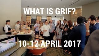 Global Restaurant Investment Forum (GRIF) 2016