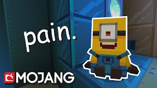 I played the MINIONS Minecraft DLC so you don't have to