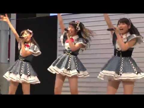 2015 08/22 AKB48 「ポニーテールとシュシュ」チーム8のキセキ 凱旋ミニライブ (本田仁美カメラ) 第2部 MEGA WEB メガウェブ