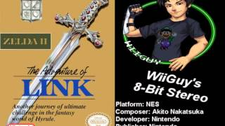 Zelda II: The Adventure of Link (NES) Soundtrack - 8BitStereo