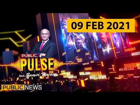 Public Pulse - Tuesday 9th February 2021