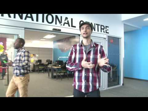 International Centre at Humber College makes its debut