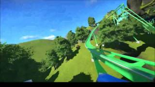 Planet Coaster World of Avatar Flying Coaster **Revamped**