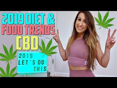 2019 Diet & Food Trends - CBD - Dietitian Talk