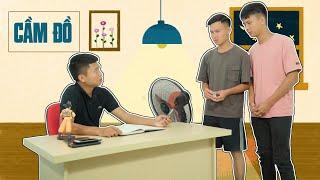 CẦM ĐỒ ĐỂ MƯU SINH | Đại Học Du Ký - Phần 58 | Phim Ngắn Siêu Hài Hước Sinh Viên Hay Nhất Gãy TV