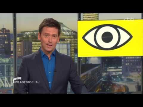 RBB Abendschau 16.02.2017: Wie funktioniert Überwachung?