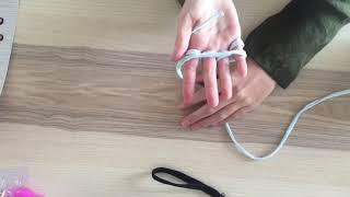 lær at Finger strikke❤️ (dansk)