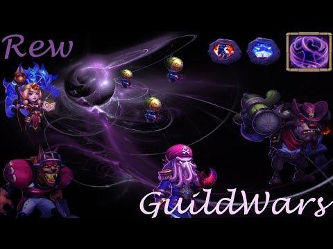 Castle Clash   GuildWars   Top5   Mino Iron Will   Fail