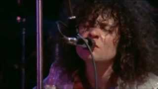 Acoustic Medley / Spaceball Ricochet / Girl / Marc Bolan T Rex Wembley March 18, 1972, 830pm Show