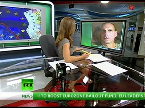 "Yanis Varoufakis on Europe's ""Inexperienced Firefighters"" - Capital Account (10/26/11)"
