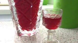 Ликер вишневый - результат на 5+