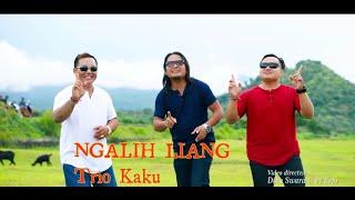 NGALIH LIANG   Trio Kaku Goes Kusuma, Mang Sarna & Remonatha