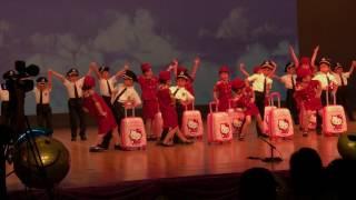 Publication Date: 2017-06-24 | Video Title: 張煊昌第二十六屆畢業生表演「壯志驕陽」K3B