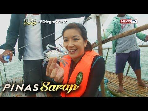 Pinas Sarap: Pambatong blue crabs ng mga Negrense, saan hinuhuli?