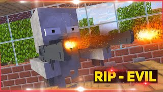 Monster School : RIP EVIL SLIME - Minecraft Animation