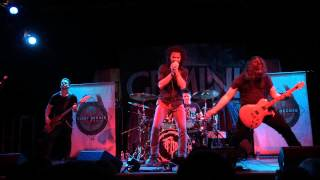 First Decree-Phoenix (live) Bogarts Cincinnati, Ohio 09/10/2015