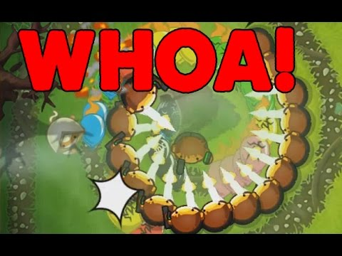 COBRAS ARE RIDICULOUS! Bloons TD Battles