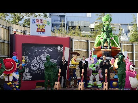 Shanghai Disney Resort to Open a Toy Story Land