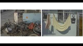 街拍留情 EP 89b - 山竹風暴的另一種呈現 - 20181217b