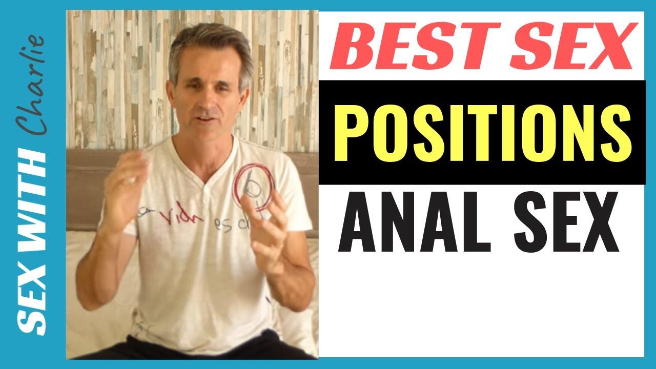 Anal Sex Best Sex Positions
