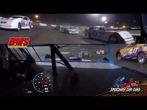 #N1 Dale Nelson - Street Stock - 9-14-18 both days Batesville Motor Speedway - In Car Camera