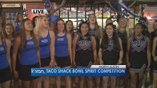 McCallum High School to play in Taco Shack Bowl