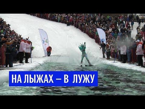 """В Красноярске прошло костюмированное соревнование """"Горнолужник"""""""