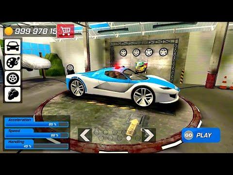 Best Android Games For Airplane Mode | العاب سباق السيارات المثيرة - مجنون المستحيل المسارات