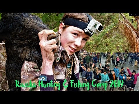 Riwaka Hunting & Fishing Competition 2019 Clay Tall Stories~S-V 29