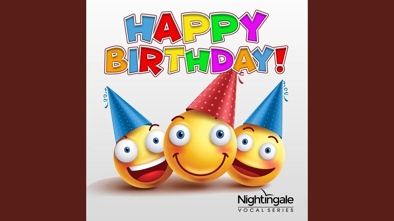 Happy Birthday Adults