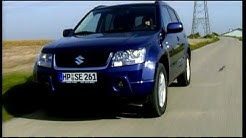 Faszination SUV - Dauertest Suzuki Grand Vitara